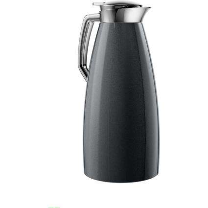 emsa Isolierkanne PLAZA, 1,5 Liter, carbon
