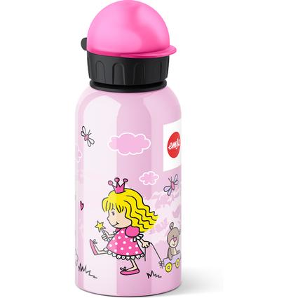 emsa Trinkflasche KIDS, Motiv: Princess, 0,4 Liter