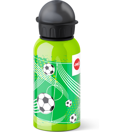 emsa Trinkflasche KIDS, Motiv: Soccer, 0,4 Liter
