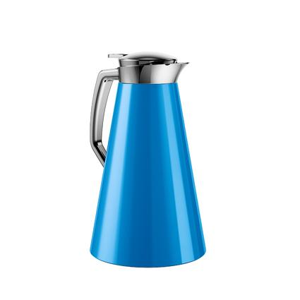 emsa Isolierkanne CASCAJA, 1,0 Liter, blaubeer