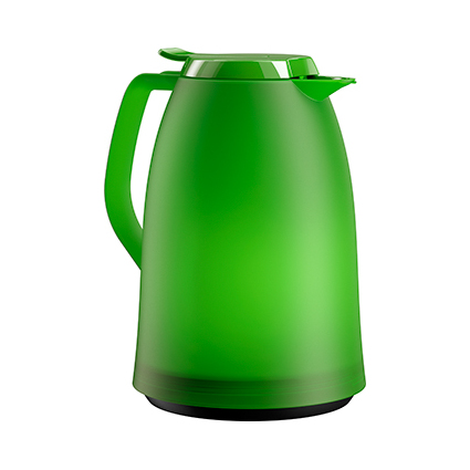 emsa Isolierkanne MAMBO, 1,0 Liter, hellgrün-transluzent