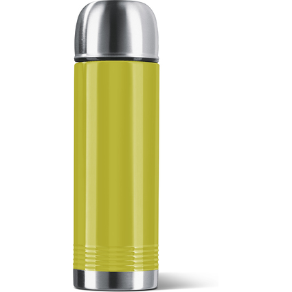 emsa Isolierflasche SENATOR COLOR COLL, 0,7 Liter, limone