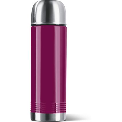 emsa Isolierflasche SENATOR COLOR COLL, 0,7 Liter, himbeere