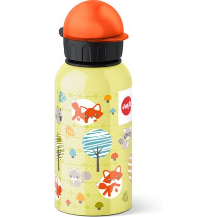 emsa Trinkflasche KIDS, Motiv: Fuchs, 0,4 Liter