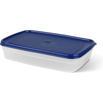 emsa Frischhaltedose SUPERLINE, 2,5 Liter, rechteckig, blau