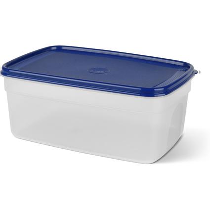 emsa Frischhaltedose SUPERLINE, 4,5 Liter, rechteckig, blau