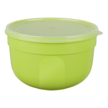 emsa Frischhaltedose SUPERLINE Colour, 0,6 Liter, rund, grün
