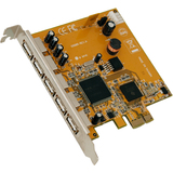 EXSYS usb 2.0 pci-express Karte, 5 Port, nec Chipsatz