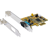 EXSYS serielle 16C550 rs-232 PCI-Express karte (Oxford)
