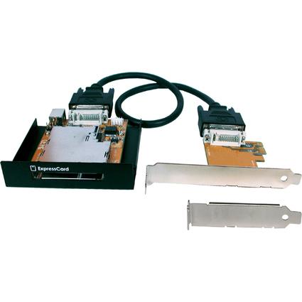 EXSYS Adapter PCI-Express auf ExpressCard