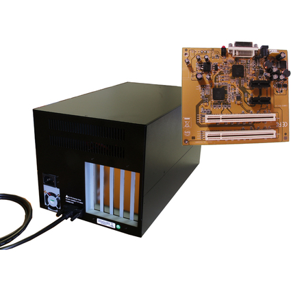 EXSYS 2 x PCI Slot Expansion Box mit 220 Watt Netzteil