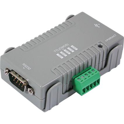 EXSYS USB 2.0 Konverter - 1 x serielle RS232 Schnittstelle