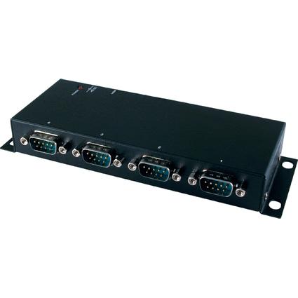 EXSYS USB 1.1 Konverter - 4 x seriell RS232 Schnittstelle