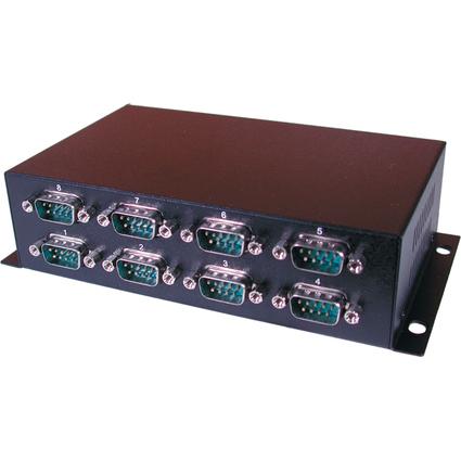 EXSYS USB 1.1 Konverter - 8 x serielle RS232 Schnittstelle