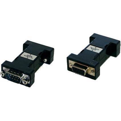 EXSYS Konverter von RS-232 zu TTL/CMOS, 2 Port