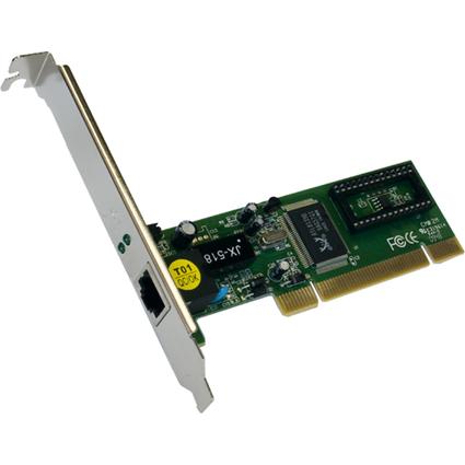 EXSYS PCI Fast Ethernet RJ45 Netzwerkadapter