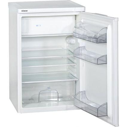 BOMANN Kühlschrank KS 197, mit Eisfach, weiß