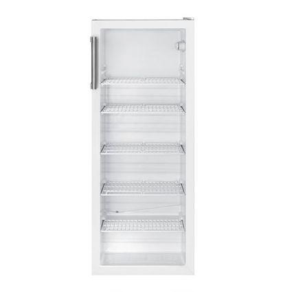BOMANN Glastür-Kühlschrank KSG 235, weiß