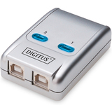 DIGITUS usb 2.0 sharing Switch, 2-fach