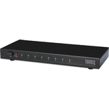 DIGITUS hdmi Video Splitter, 8-fach, Metallgehäuse