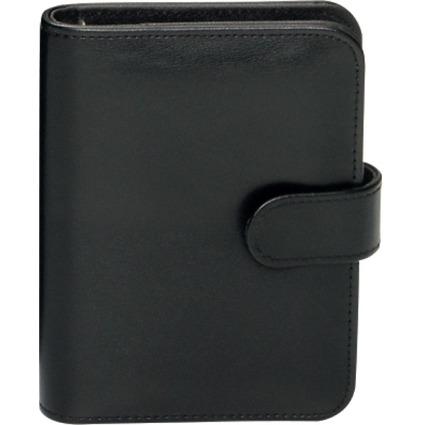 bind Terminplaner Modell 16501, A6, Kalender 2017, schwarz