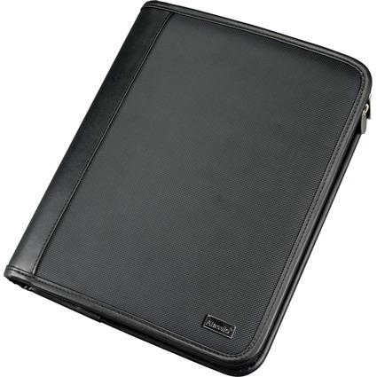 """Alassio Tablet-PC Organizer """"PIEMONTE"""", DIN A5, schwarz"""