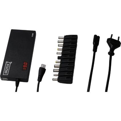 DIGITUS Universal Netzteil für Notebook, 70 Watt
