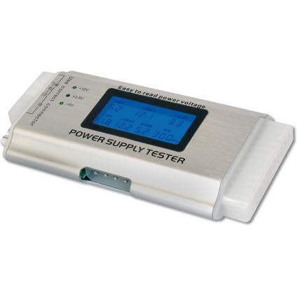 DIGITUS PC ATX Netzteil-Tester, mit LCD Anzeige