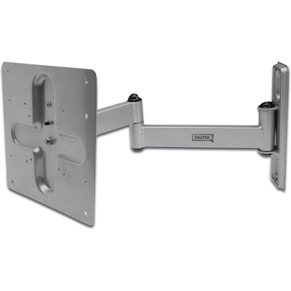 DIGITUS LCD-/LED-/TFT-/Plasma-/TV Wandbefestigung, grau