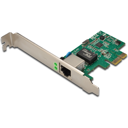 DIGITUS PCI Express Gigabit Ethernet RJ45 Netzwerkadapter