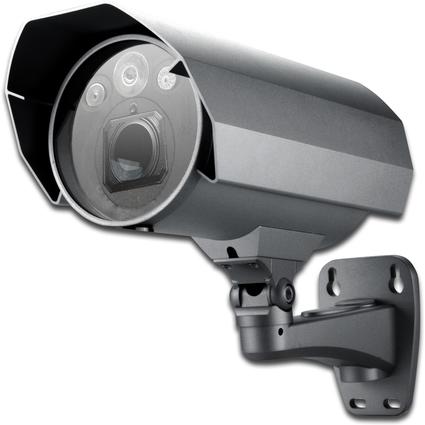 DIGITUS IP Netzwerk Bullet Kamera Advanced 2MP WDR Full HD