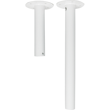 DIGITUS Kamera Befestigungsstange, 250 mm, weiß