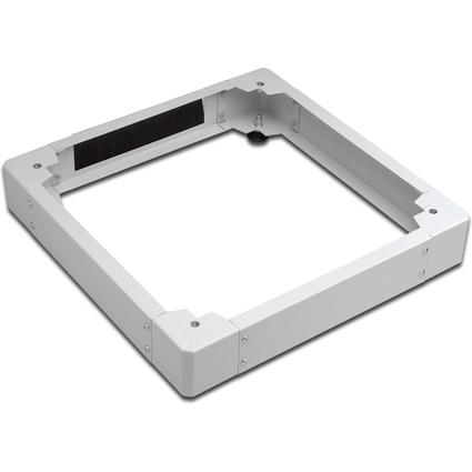 DIGITUS Sockel für Serverschrank Unique (B)600 x (T)1000 mm
