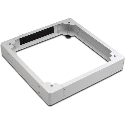 DIGITUS Sockel für Serverschrank Unique (B)600 x (T)600 mm