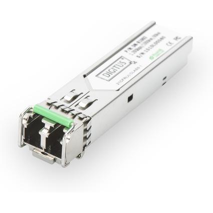 DIGITUS SFP Modul LWL-LC Duplex, Singlemode, 1550 nm