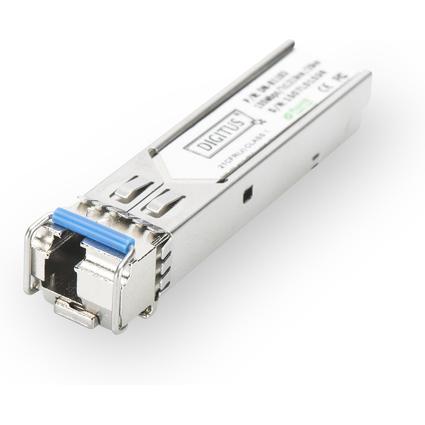 DIGITUS SFP Modul LWL-LC Simplex, Singlemode, 1310/1550 nm