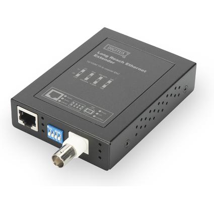 DIGITUS Fast Ethernet Medienkonverter, RJ45/BNC