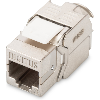 DIGITUS Keystone Modul Kat. 6, geschirmt
