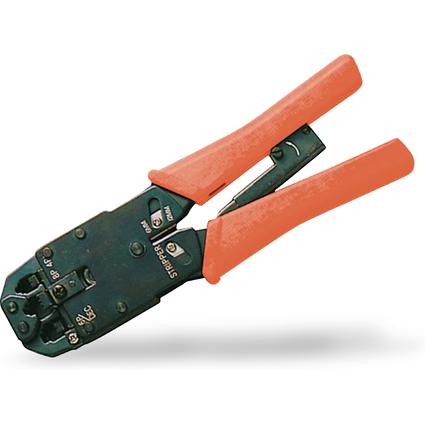 DIGITUS Modular Crimpzange Multi, Vollmetall