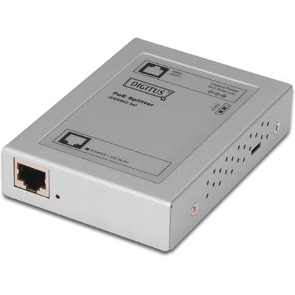 DIGITUS PoE Splitter, entspricht IEEE 802.3af Standard