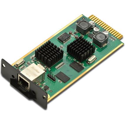 DIGITUS IP-Modul für KVM Switches, IP Zugriff über LAN
