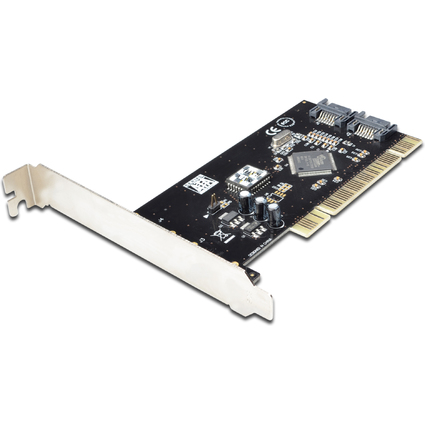 DIGITUS Serial ATA 150 PCI RAID Controller, 2 Port