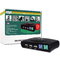 DIGITUS KVM Switch, USB + PS/2 + USB 2.0 Hub, 2-fach
