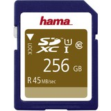 hama speicherkarte SecureDigital high Capacity, 256 GB