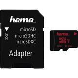 hama speicherkarte Micro securedigital HC, klasse 3, 32 GB