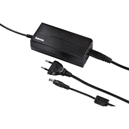 hama Universal Netzteil für Notebook, 70 Watt, schwarz