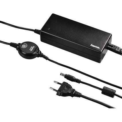 hama Universal Netzteil für Notebook, 90 Watt, schwarz