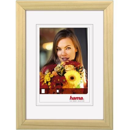 """hama Bilderrahmen """"Bella"""", 30 x 40 cm, Farbe: natur"""