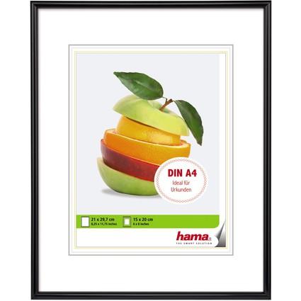 """hama Bilderrahmen """"Sevilla"""", 21,0 x 29,7 cm, schwarz"""