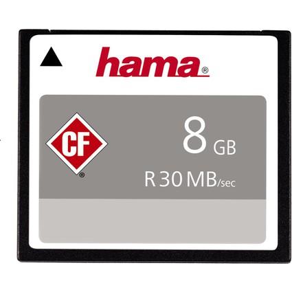 hama Speicherkarte CompactFlash 8 GB
